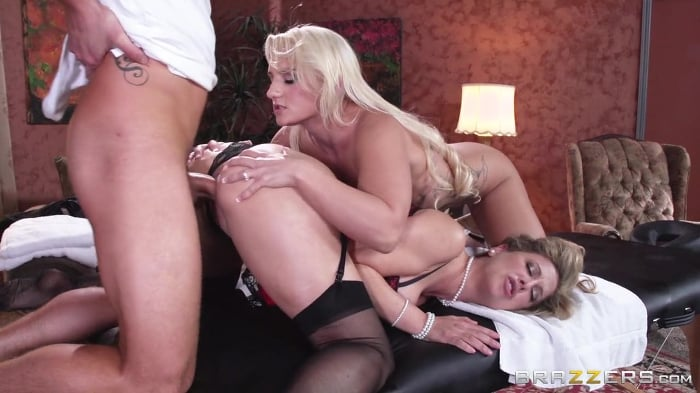 Cherie Deville in Massage My Mother In Law