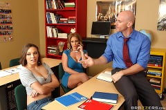 Eva Notty - Teen and Mom School Slut Stories Part Two | Picture (2)