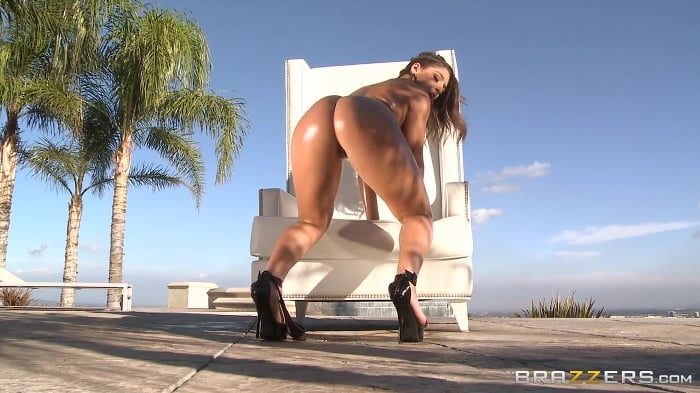 Abella Danger in Abellas Ass Is In Danger
