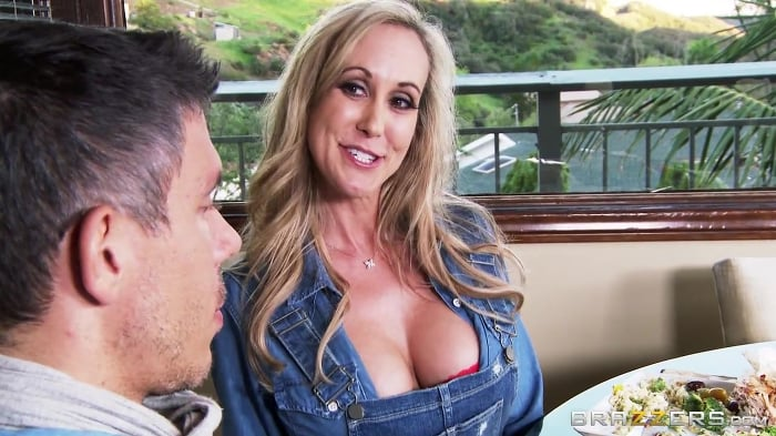 Brandi Love in Of Milfs and Men