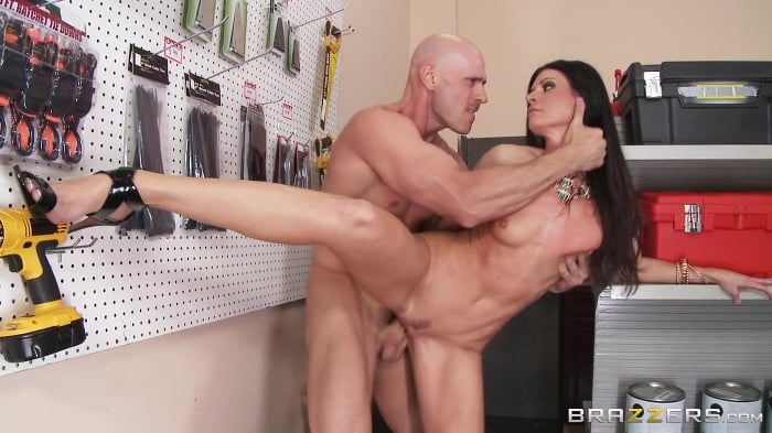 India Summer in Free Screw at Hardware Store
