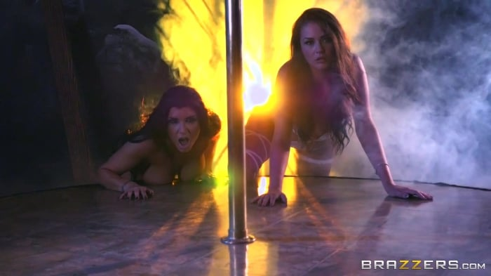 Allie Haze in Deadly Rain- Part One