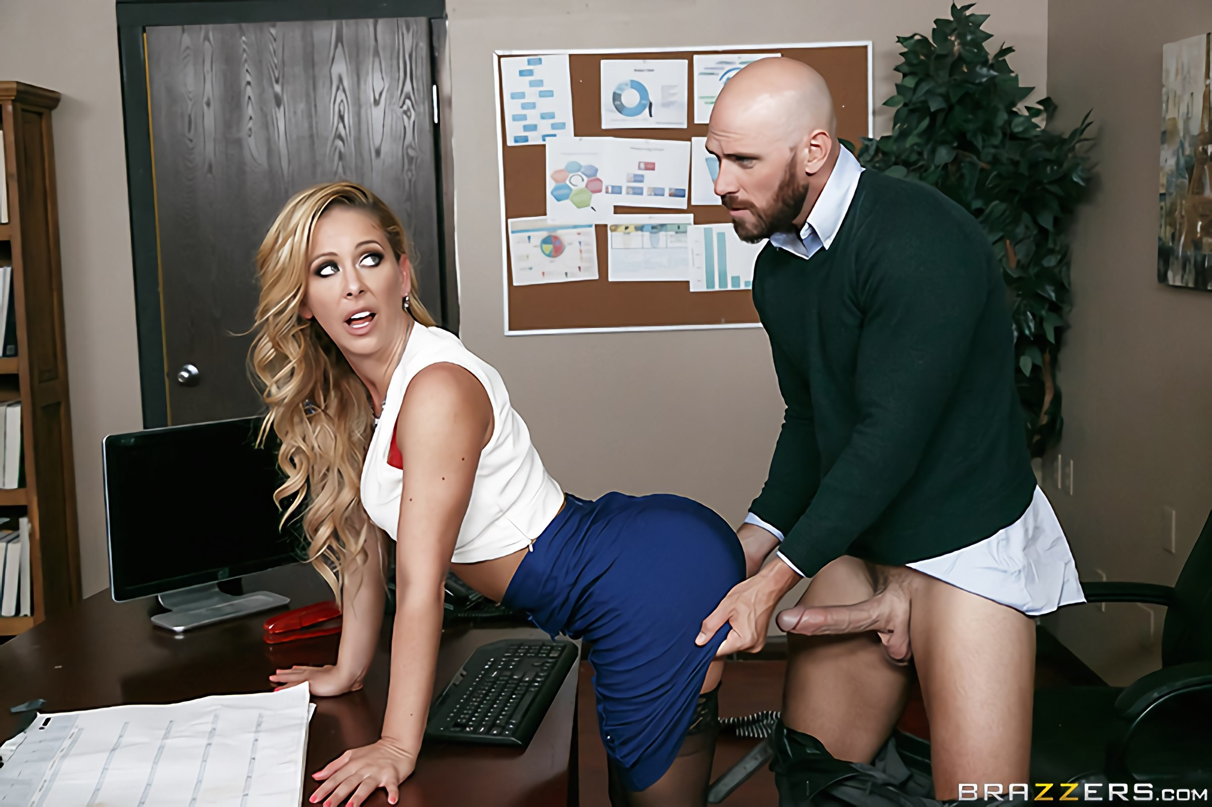 Cherie Deville - My Wifes Boss | Picture (9)
