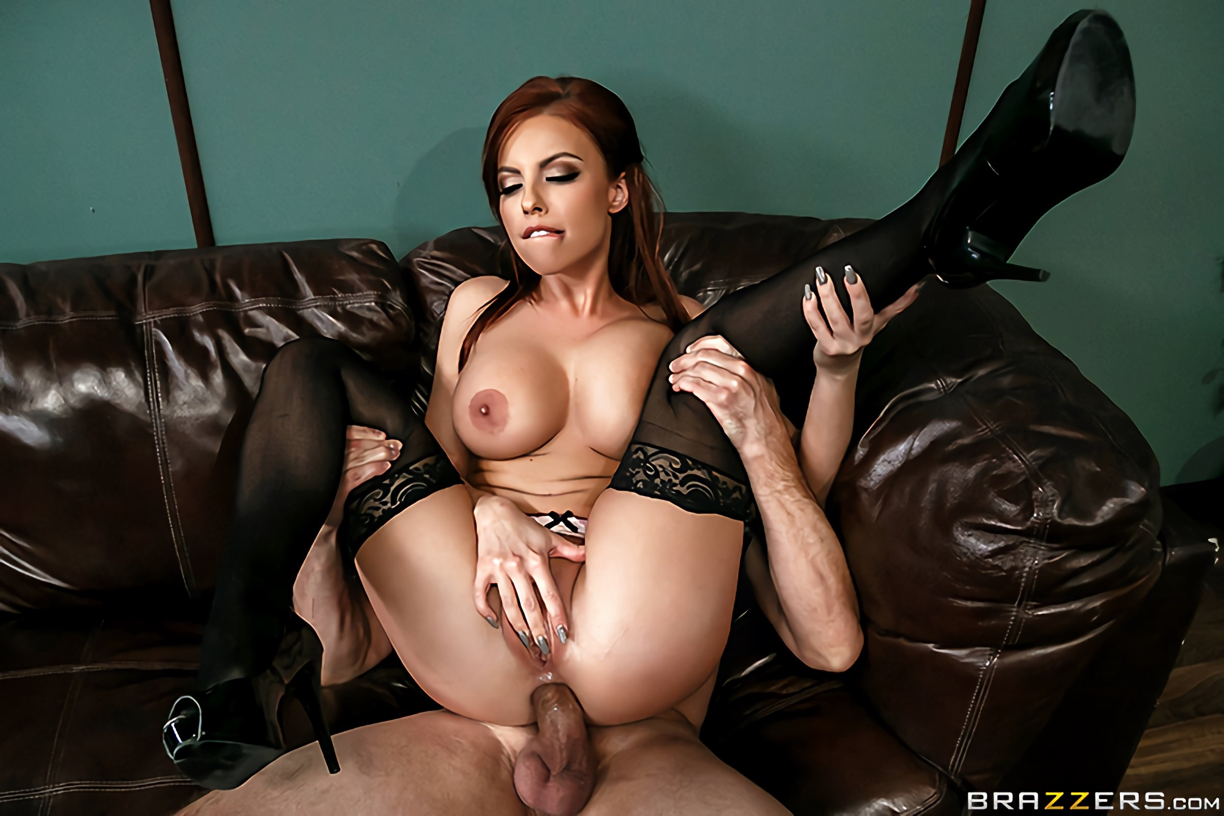 Britney Amber - The Bosss Butt | Picture (14)