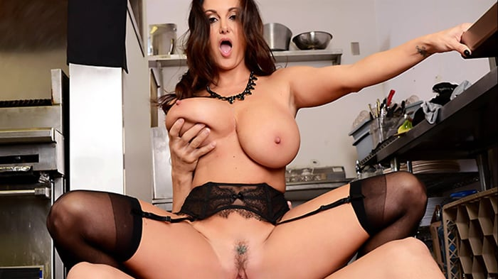 Ava Addams in The Fucking Food Inspector