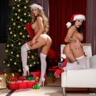 Nicole Aniston in 'Our Holiday Three Way'
