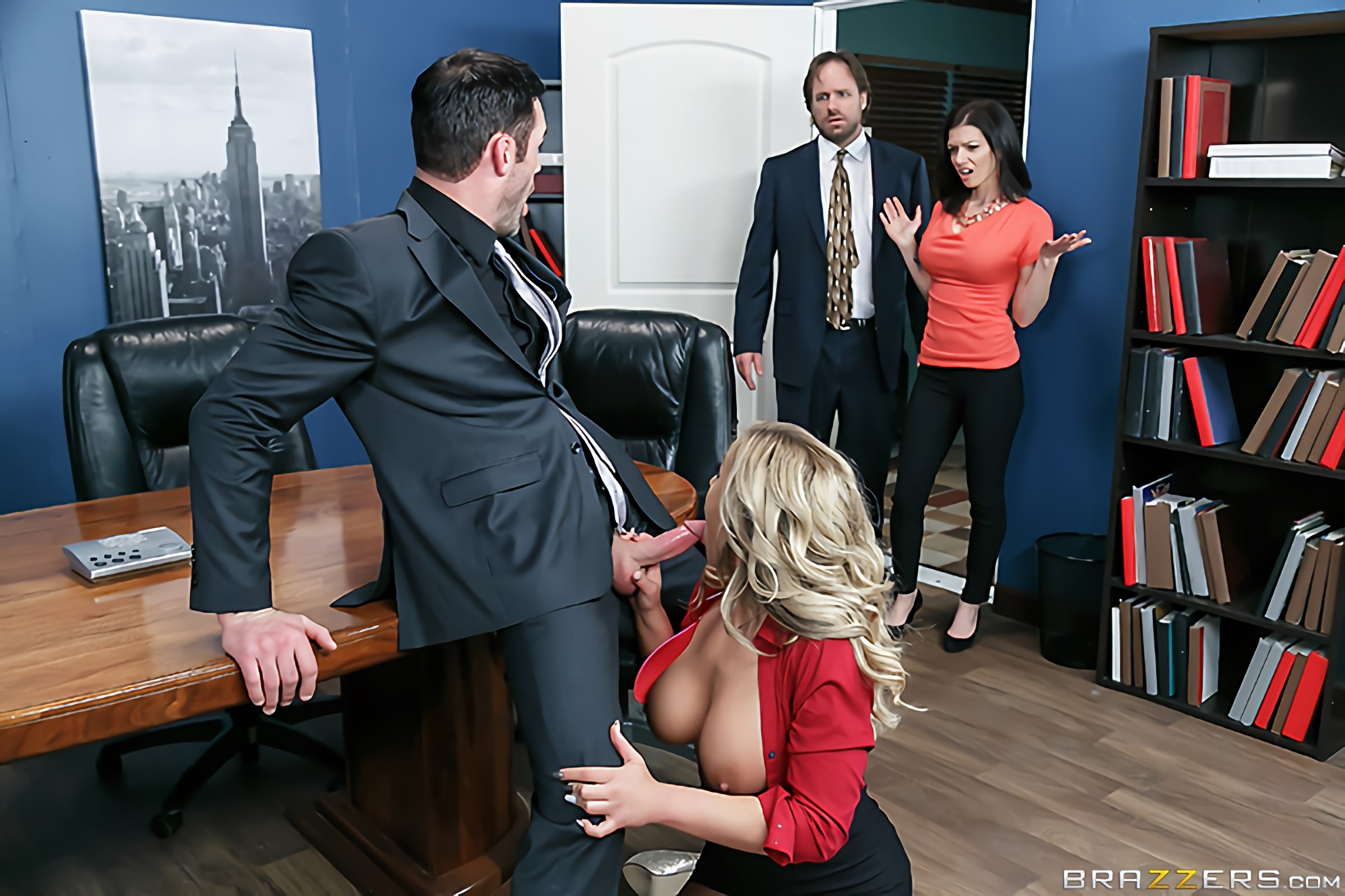 Olivia Austin - How To Fuck At The Office | Picture (3)
