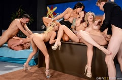 Brandi Love - The Late Night Orgy | Picture (10)