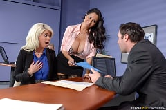 Ava Addams - The New Appli-cunt | Picture (1)