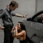 Veronica Avluv in 'The Whore In The Lot'