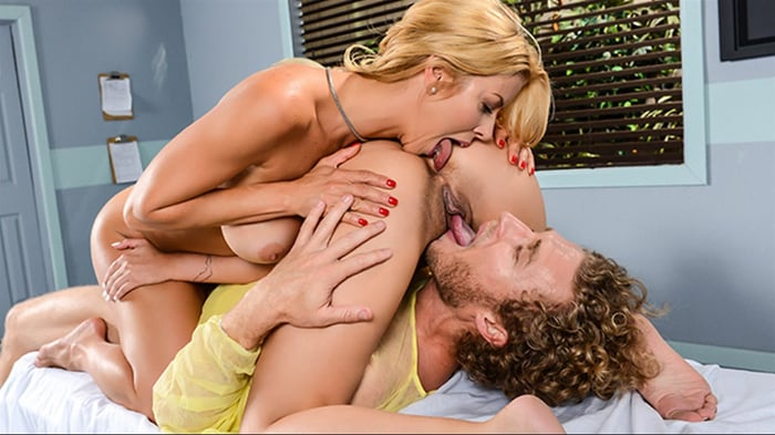 Alexis Fawx in Tease And Stimulate