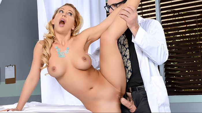 Cherie Deville in Blind Experiment 2