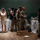 Veronica Avluv in 'Ghostbusters XXX Parody - Part 3'