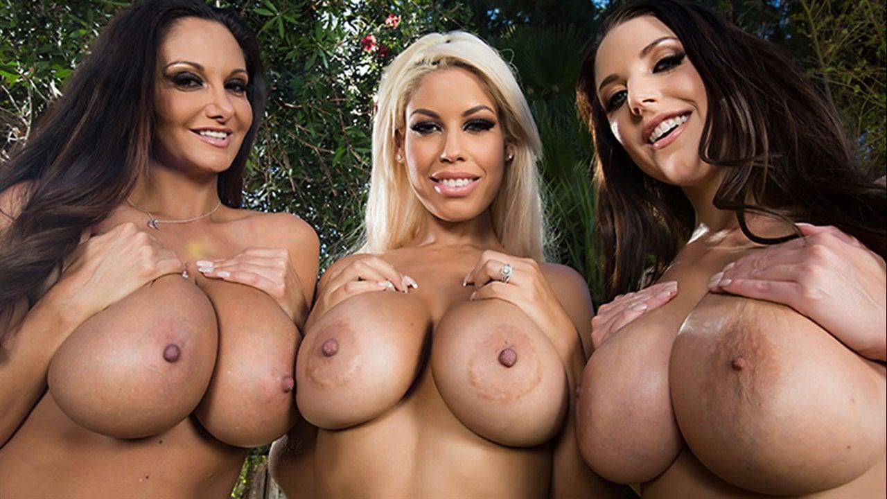 три сиськи