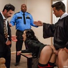 Kristina Rose in 'Judge, Jury, And Double Penetrator'