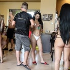 Aaliyah Hadid in 'Brazzers House 3: Unseen Moments'