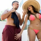 Ariella Ferrera in 'Had Some Fun, Gotta Run!'