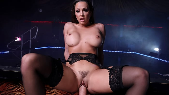 Abigail Mac in Sensual Seduction