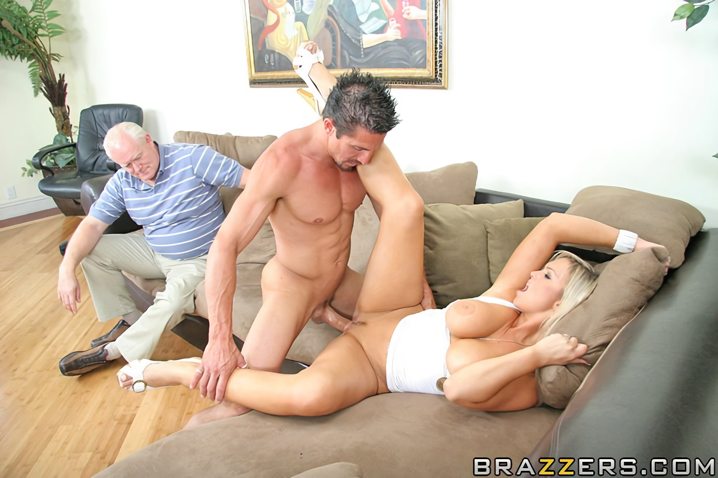Handsome man is fucking his elderly landlord lady to pay the rent, free porn