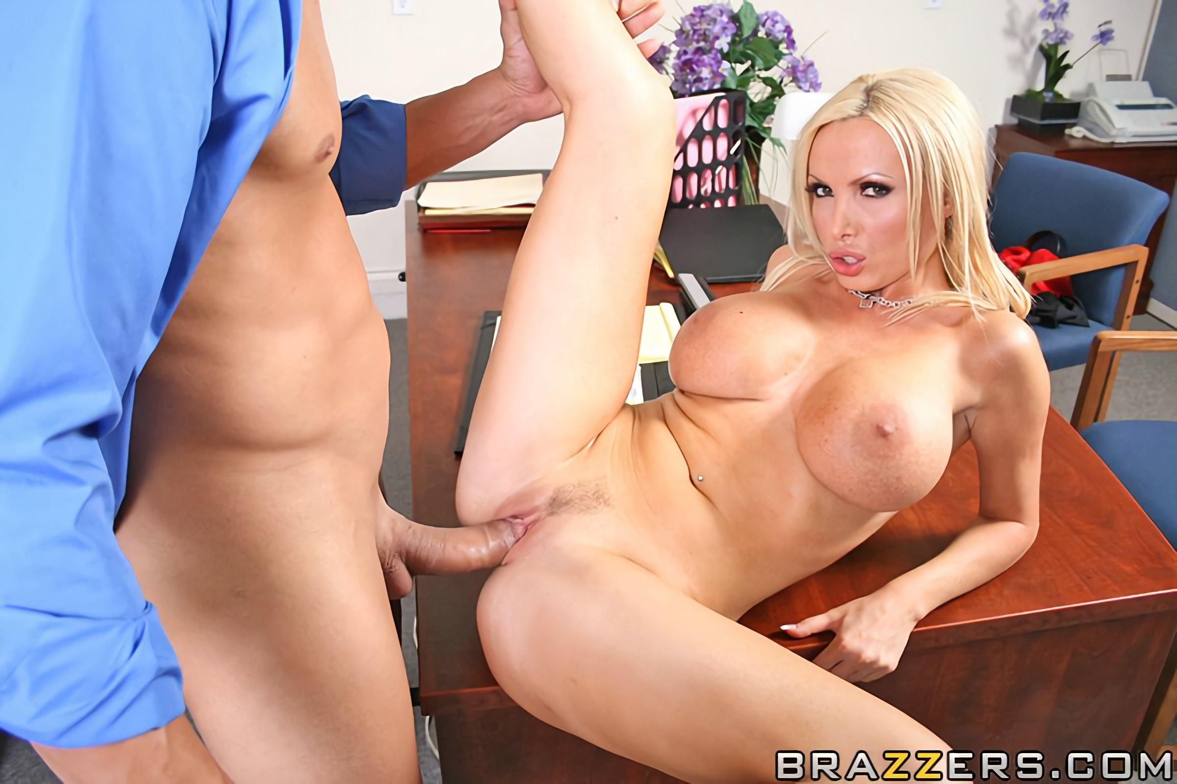 Blonde Orgy