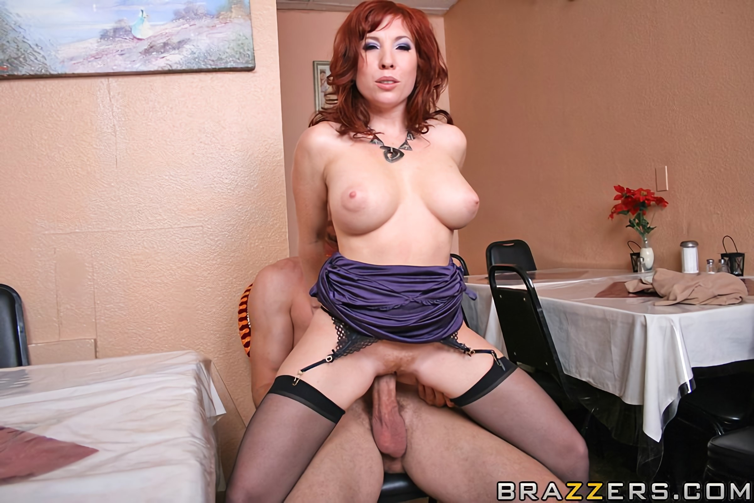 Brittany Oconnell Sucks And Fucks A Young Cock