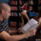 Adriana Chechik in 'The Lusting Librarian'