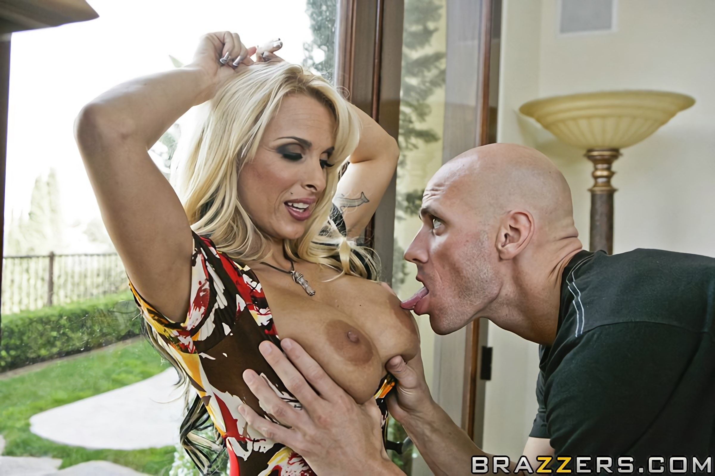 Johnny Sins Kelsi Monroe
