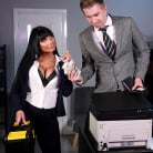 Valentina Ricci in 'Stuck In The Copier'