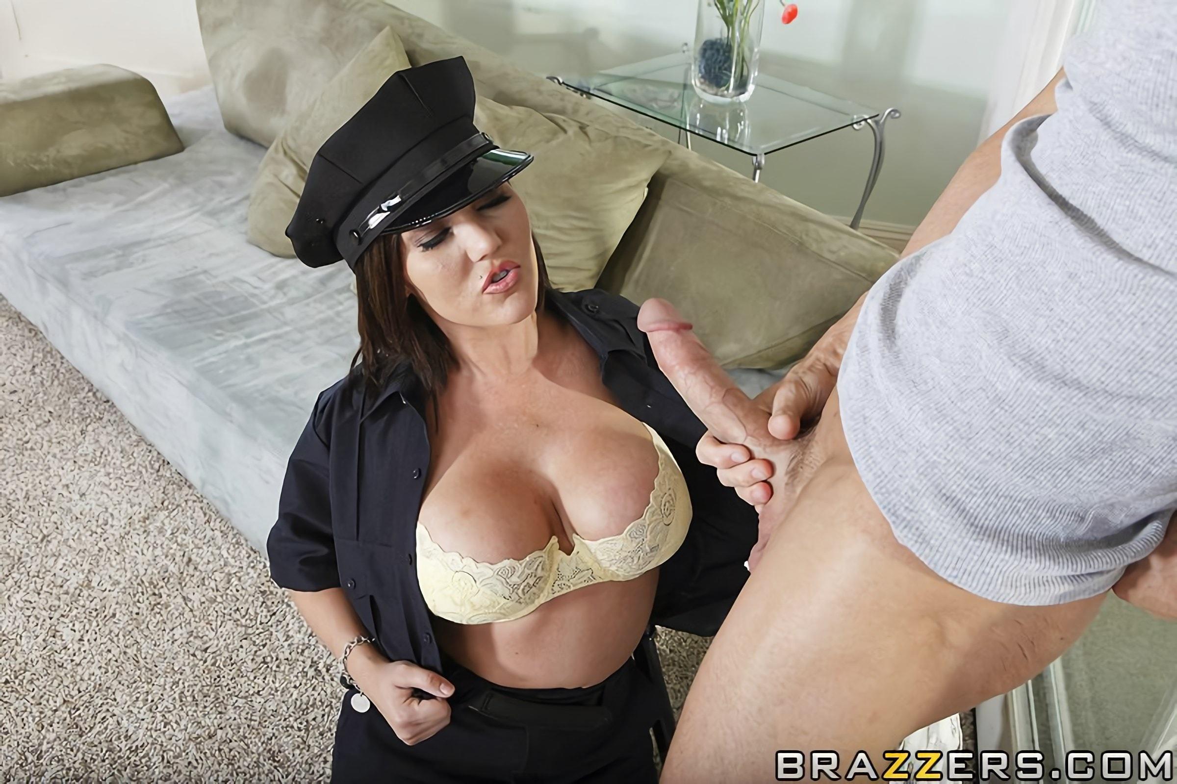 Big tits see through shirt