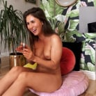 Kira Noir in 'Kira and Paige's Flirty Video Chat'