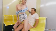 Lola Fae - The Slutty Commuter's Clumsy Joyride | Picture (5)