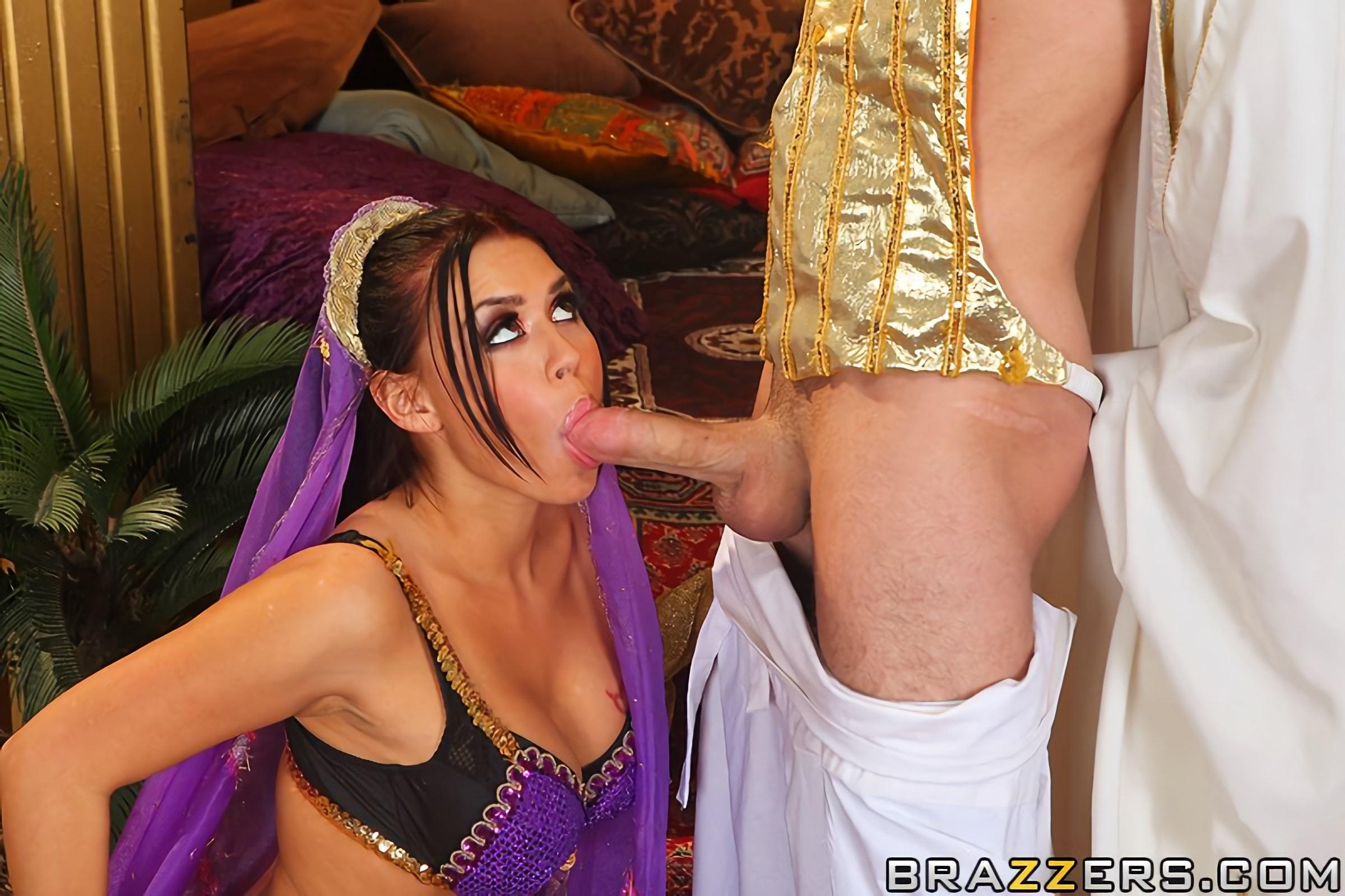 Порно шейха с белой женщиной