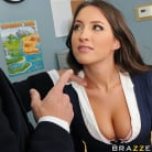 Lizz Tayler in 'A Rumor That Goes Around, Cums AroundOn Your Tits'