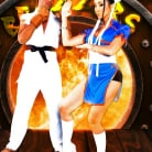 Katsuni in 'Sex Fighter 2'