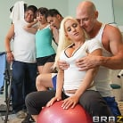 Sammie Spades in 'Working out my Big Tits'