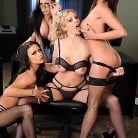 Julia Ann in 'Office 4-play IV'