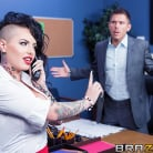 Christy Mack in 'The Right Slut For The Job'