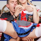 Christie Stevens in 'Huge Helping of Sausage'