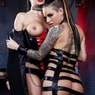 Christy Mack in 'Lick My Latex'