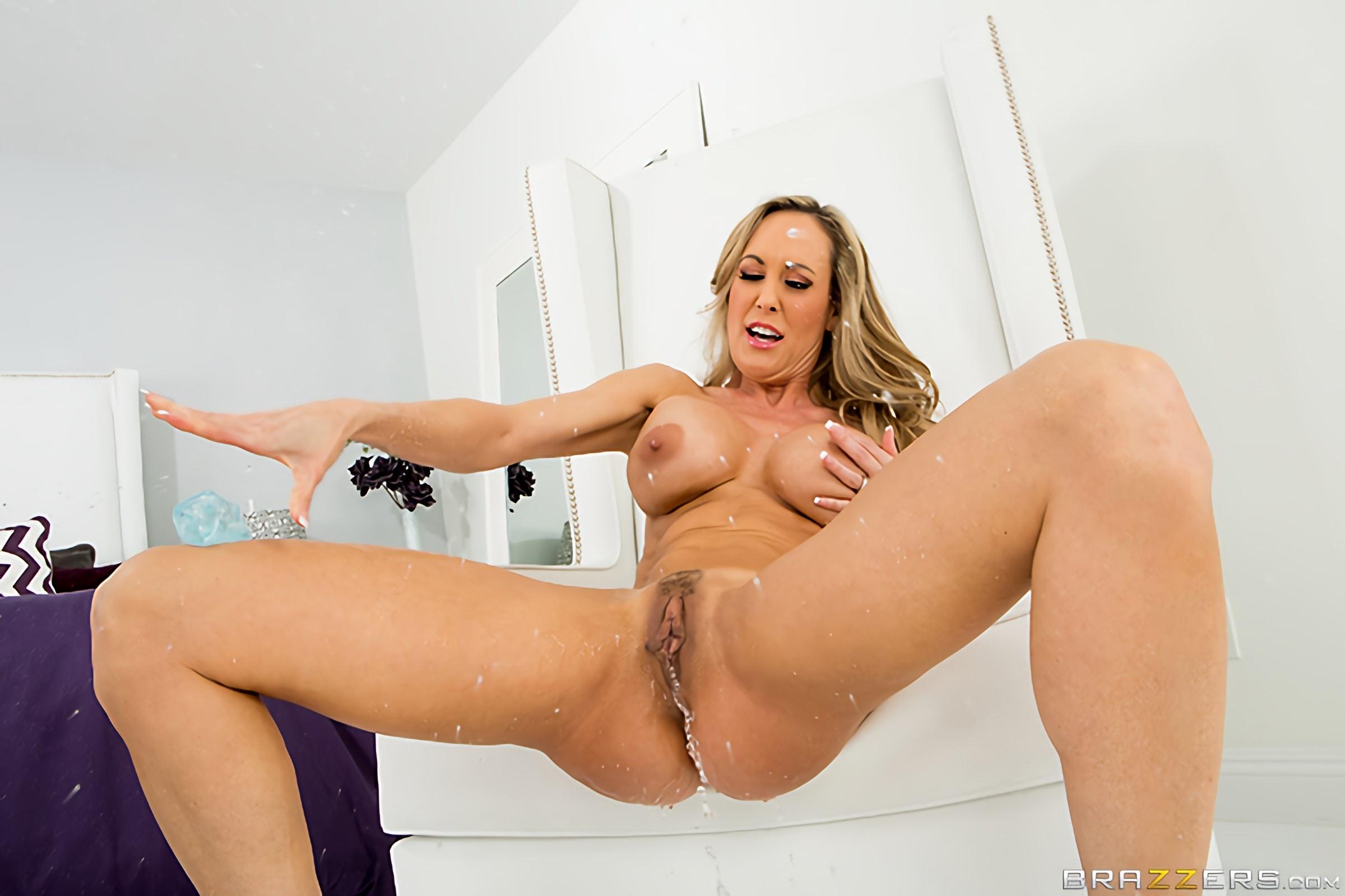 Brandi love squirt
