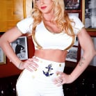 Leya Falcon in 'What Do You Do With A Horny Sailor'