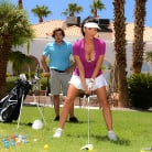 Lezley Zen in 'Fore Play'