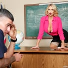 Leigh Darby in 'Teaching Miss Darby a Hard Lesson'