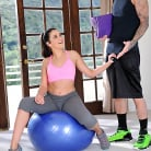 Allie Haze in 'Allies Personal Workout'
