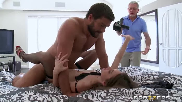 Riley Reid in Candid Cuckold Camera