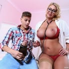 Leigh Darby in 'Nasty Checkup with Dr Darby'