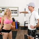 Kagney Linn Karter in 'Post-Match Pussy Part One'